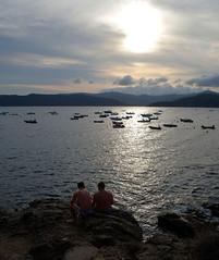 Isola d'Elba (m.a.r.c.i) Tags: fujifilm xe1 fujinon xf1855mmf284 toskana toscana elba isoladelba landschaft landscape italien italy italia nature marci mare meer sea mve gabbiano ferry fhre traghetto