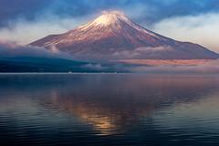 2016 January Fuji (shinichiro*) Tags:    jp 20160107ds23043 2016 crazyshin nikond4s afsnikkor2470mmf28ged fuji lakeyamanaka yamanashi japan january winter