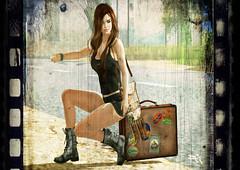 ~155~ Gypsy Road (αиα ¢αραℓιиι) Tags: secondlife fashion maitreya akeruka 7deadlys{k}ins thealohafair2016 dva ikon petitemort thecrossroadsevent sheba foxy kate swallow tannhäuser reign {zoz} sparrowtreestudiosposes