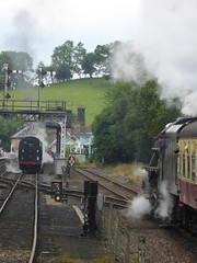 North Yorkshire Moors Railway (unravelled) Tags: grosmont northyorkshiremoorsrailway scarboroughholiday