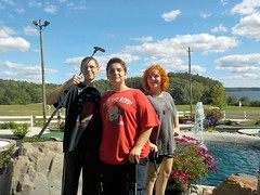 Mini Golf at Tabers with family 2016 (jenlspaulding) Tags: isaiah ethan