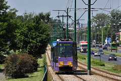 Konstal 105Na #176+175 MPK Pozna (3x105Na) Tags: konstal 105na 176175 mpk pozna mpkpozna polen polska poland tramwaj tram strassenbahn