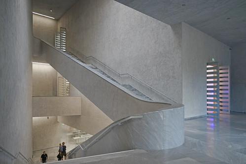 Le nouveau bâtiment du Kunstmuseum (Bâle, Suisse)
