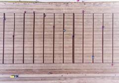 Knni muster (BlizzardFoto) Tags: muster pattern olustverelaat2016 olustverefair2016 laat fait olustvere pld field plowing knd aerofoto aerialphotography