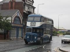 KHCT 337 OKH337 Alfred Gelder St, Hull at Big Bus Day 2016 (1280x960) (dearingbuspix) Tags: 337 preserved khct kingstonuponhullcorporationtransport okh337 bigbusday bigbusday2016 corporationtransport