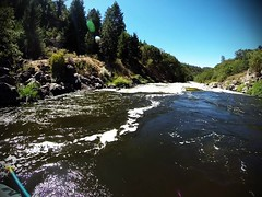 Rafting the Klamath River: Caldera (Class IV+, Mile 5.3) (BLMOregon) Tags: rafting rapids raft pov klamath river wild scenic blm bureauoflandmanagement upperklamath recreation oregon klamathfalls caldera
