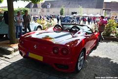 Tacotmobile 2012 - Ferrari 360 Spider (Deux-Chevrons.com) Tags: ferrari360spider 360spider ferrari 360 spider ferrari360modena 360modena classiccar car coche voiture auto automobile tacotmobile 2012 paris france exotic exotics gt supercar sportcar