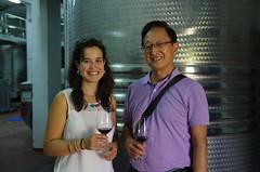 IMGP8553 (Lucifer's Gaze) Tags: pentax k5  spain summer   winery  vinyard  cellar  rioja docarioja  sierradetolono