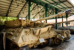 M51 Tank (maskirovka77) Tags: israeldefenseforces idf museum idfmuseum tanks m48 outdoors hdr armoredcar artillery antiaircraft armoredpersonnelcarrier bridgingequipment