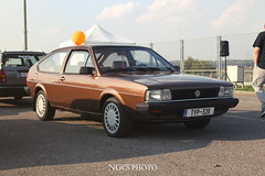 1982 Volkswagen Passat 1.6 D C (NGcs / Gbor) Tags: volkswagen vw german car passat b2 coupe c