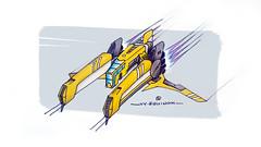 VV Equinox concept (Brixnspace) Tags: doodle sketch concept vv nnovvember vicviper