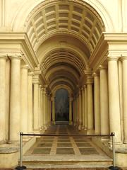 DSCN1219 (lucabinelli) Tags: roma 2016 palazzospada prospettiva borromini