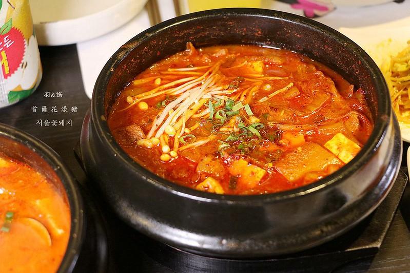 首爾花漾豬士林韓式料理057