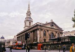 Church of St Martin-in-the-Fields (Snap Man) Tags: 2001 cityofwestminster england london stmartininthefields byklk