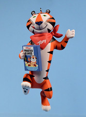 Hallmark Keepsake Tony the Tiger Christmas Ornament, 2014 (FranMoff) Tags: hallmark keepsake 2014 tiger christmasornaments ornaments tonythetiger frostedflakes kelloggs