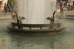 "Fountain, ""Stefan Stambolov"" Square, Plovdiv (Nikolay Lozanov) Tags: outdoor water city plovdiv foutain bulgaria thrace"