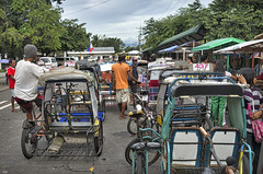 Pedicabs (Beegee49) Tags: taxi cab pedicab transport silay city philippines