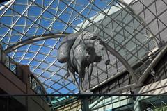 IMG_5079 (Yorkshire Pics) Tags: trinity trinityleeds trinityshoppingcentre horse horsesculpture 2310 23102016 october leeds