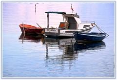 Barche (Schano) Tags: picmonkey hdr sonyilce3000 ilce3000 sony3000 sonyemount55210 riflesso trapani sicilia italia mare mediterraneo tre