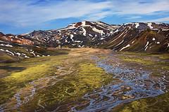 Landmannalaugar, Iceland (Sigmundur Andresson (1.4 million+ views-Thank you!) Tags: sigmundurandresson img8559 canoneos5dmarkii canonef2470mm128lusm landmannalaugar fjallabaknaturereserve iceland mountains lava rivers geothermal volcano frilandafjallabaki