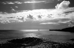 Newlyn (plot19) Tags: newlyn cornwall coast cornish sony south rx100 blackandwhite blackwhite britain british uk england english boat landscape seascape seaside photography plot19