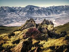 "Metamorphic View Owens Valley (Keith ""Captain Photo"" Cuddeback) Tags: california whitemountains grandview bishop owensvalley bristleconepine easternsierra hdrphotography metamorphicrock captainphoto perfecthdrworkflow"