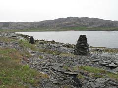 Полуостров Средний, губа Малая Волоковая / Peninsula Srednii, Malaya Volokovaya bay (igormilekhin) Tags: sea rock stone bay coast northside barentsevo