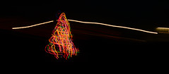 Christmas tree (waruzm) Tags: christmas decorations icm intentionalcameramovement backpanning