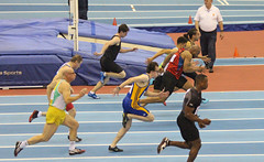 2015_BG_0550 (SJM_1974) Tags: athletics adamhughes andrewcousins marklewisfrancis phillipclayton shemnelson andrewcruickshank dominicbrowne 2015birminghamgames jordanfairclough mens60meters