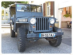 Willys Jeep (v8dub) Tags: auto road old terrain classic car wheel drive automobile all jeep 4x4 4 automotive off voiture american oldtimer oldcar wd willys collector tout youngtimer wagen pkw klassik geländewagen allrad worldcars