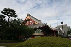 Kannond Hall  #3 (Umberto Luparelli) Tags: sensoji tokyo buddhism asakusa