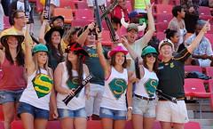 2013 Sevens Fans