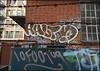 Halt ??? / 10FT (lewis wilson) Tags: city urban canon graffiti paint boobs urbanart kingston damage graff southlondon iphone damge 10ft 10foot iphoneography ldngraffiti