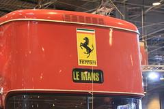Ferrari Le Mans Transporter (Rally Pix) Tags: ferrari mans le transporter