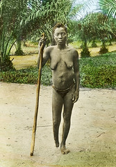 Female atrocity victim, Congo, ca. 1900-1915 (IMP-CSCNWW33-OS10-22) (F) Tags: amputees wikimediacommons congofreestate bodymodificationinthedemocraticrepublicofthecongo womenofthedemocraticrepublicofthecongo historyofthedemocraticrepublicofthecongo congobalolomission magiclanternimages imagesfromuscdigitallibraryuploadedbyf internationalmissionphotographyarchiveca1860ca1960
