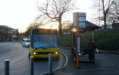 71, 72, 73 (bobsmithgl100) Tags: bus last hampshire solo week fleet stagecoach skk optare route72 47066 sf04 fleetbuzz sf04skk fleetrailwaystation