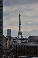 Eiffel Tower from La Dfense (IFM Photographic) Tags: paris france ex canon ledefrance eiffeltower sigma os latoureiffel f28 92 dg ladfense puteaux 70200mm gustaveeiffel hautsdeseine 600d hsm sigma70200mm ladamedefer sigma70200mmf28exdgoshsm img7022a