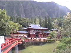 Byodo-In Temple Valley of the Temples