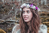 10 (myriam.lizarralde) Tags: pink flowers trees light woman bird girl angel forest butterfly book fly wings wolf young libelula bosque aralar