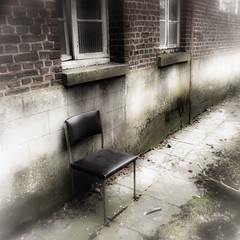 Lonely Chair (vale0065) Tags: urban chair abandon lonely stoel verlaten