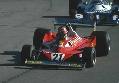 Villeneuve-Peterson Canadian Grand Prix 1977 (nwmacracing) Tags: grand ferrari canadian prix 1977 peterson villeneuve mosport