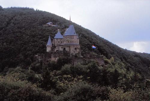 Luxembourg   -   Viaden   -   29 August 1986