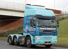 PX09 XRG TARNSIDE ROADRUNNER (Cumberland Patriot) Tags: truck tyson space cab transport super number h cumbria trucks plates trade ltd cf roadrunner 341 solway ssc daf rm cumbrian burridge distington 85460 tarnside px09xrg 341rm