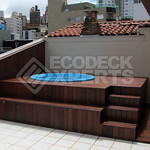 Deck Hidromassagem Redonda - 007