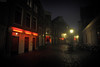 """Red Lights"" in Amsterdam , The Netherlands (Ben Molloy Photography) Tags: winter light red netherlands amsterdam misty fog night dark nikon ben district foggy prostitute molloy benmolloy benmolloyphotography benmolloyhongkong"