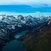 The Sierra snow