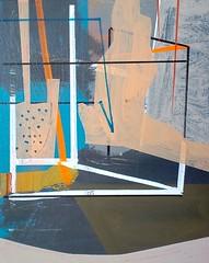 Jim Harris: Studio 2 (Jim Harris: Artist.) Tags: abstract art geometric japan painting asia acrylic kunst jim konst peinture harris tableau