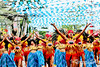 IMG_9105 (iamdencio) Tags: street colors festival costume festivals culture tradition visayas iloilo stonino tribu dinagyang streetdancing iloilocity philippinefiesta westernvisayas exploreiloilo dinagyangfestival itsmorefuninthephilippines atiatitribe atidancecompetion tribuobreros dinagyang2015 dinagyangfestival2015