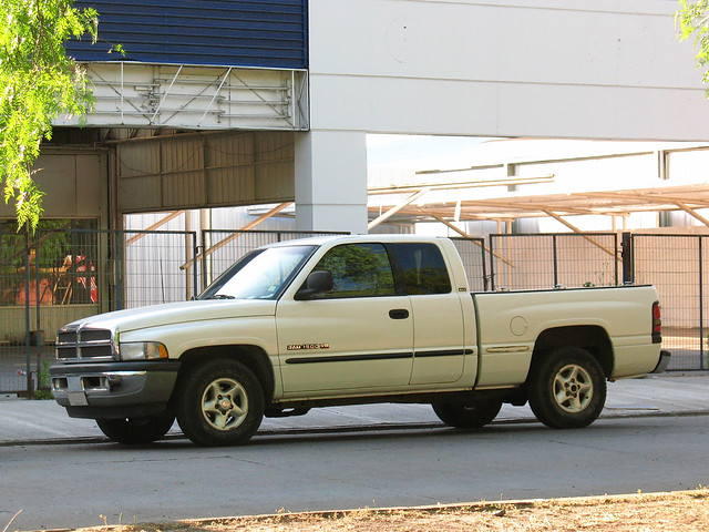 pickup 1999 dodge ram v8 slt camionetas ram1500 quadcab ramlaramie