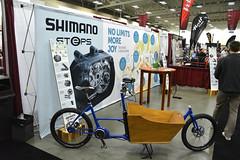 NAHBS2015_0177  Metrofiets and Shimano (kurtsj00) Tags: show bicycle ky frame louisville custom 2015 nahbs metrofiets